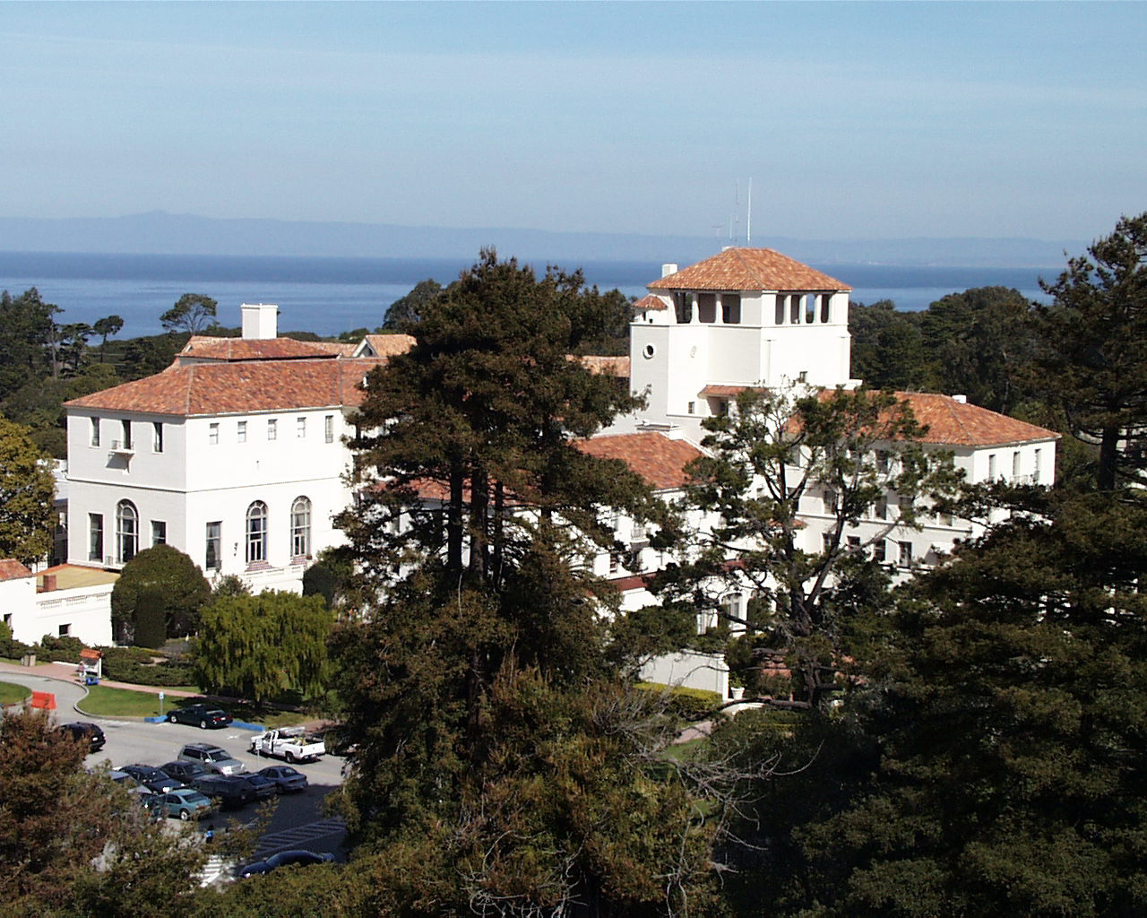 Hotel Del Monte in Monterey, California
