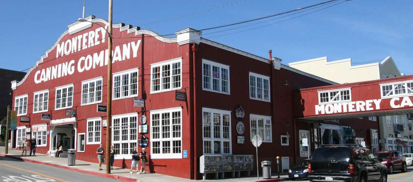 Historic Cannery Row is Monterey California's premiere destination for hotels, shopping, dining, family fun and nightlife.