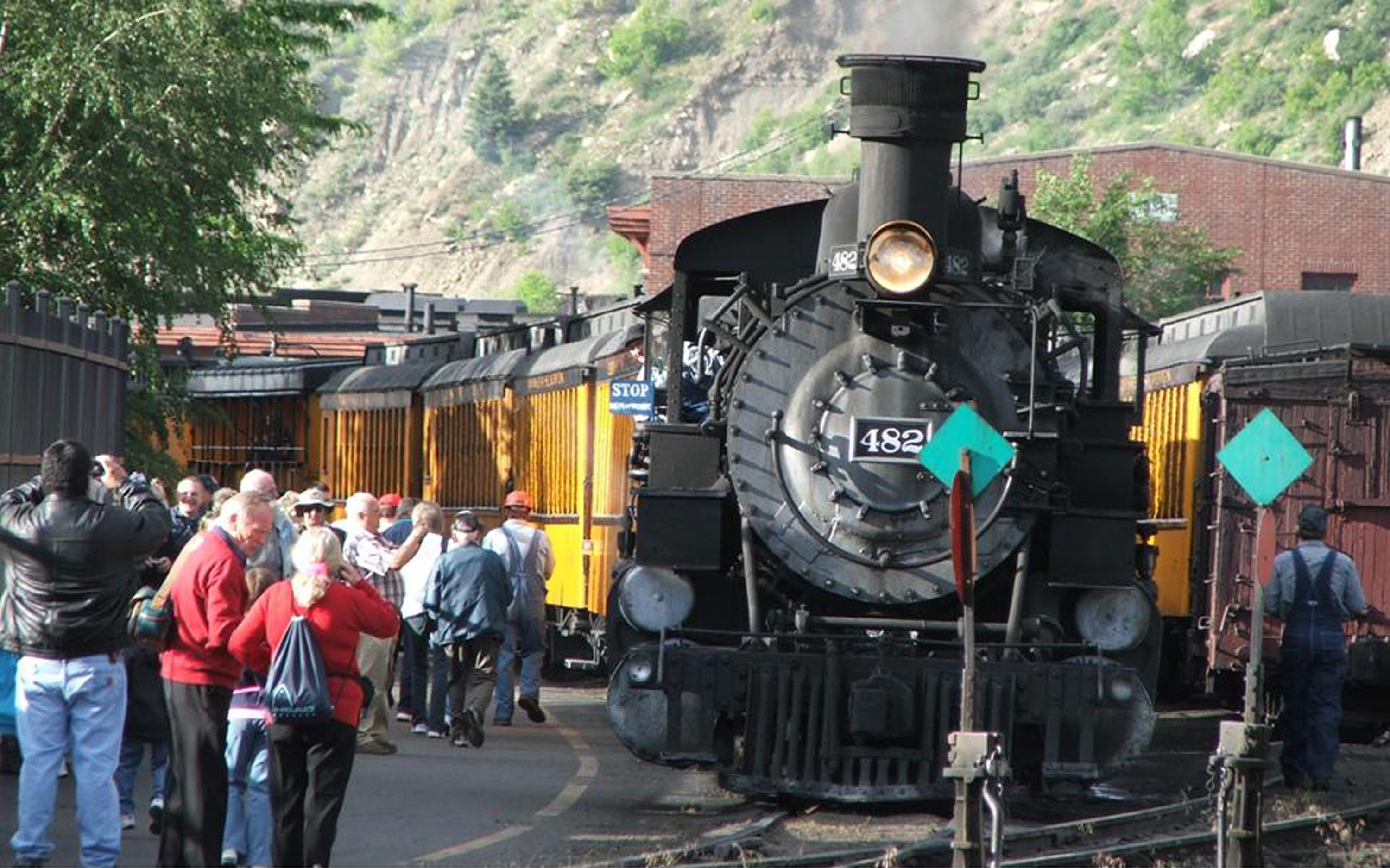 Thousands of tourists come to Silverton each year to explore its historic resources and ride the Durango and Silverton Narrow Gauge Railroad, a National Historic Landmark.