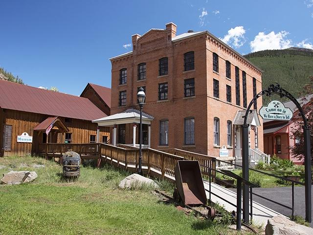 The San Juan County Historical Society Mining Heritage Center and 1902 Jail