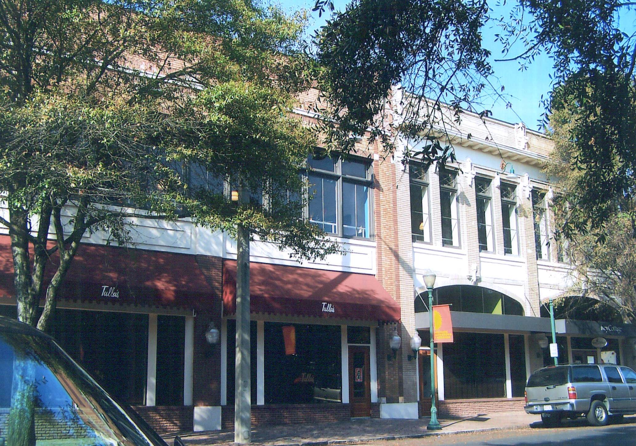 The LaGrange Commercial Historic District is listed on the National Register of Historic Places. LaGrange has published a walking tour of its historic downtown