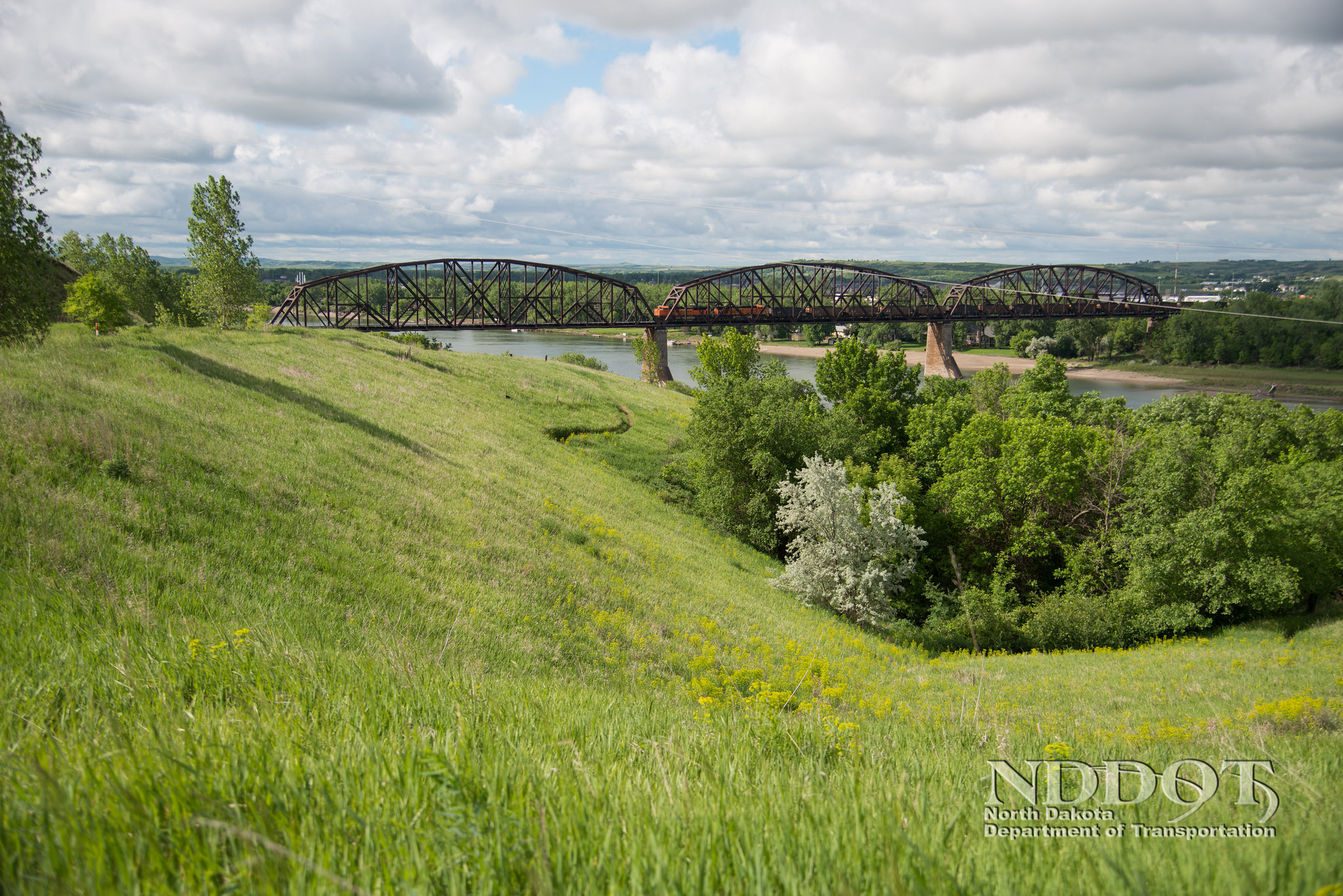 Bismarck-Mandan Rail Bridge