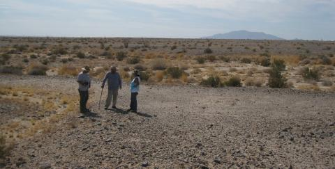 Site Review Imperial Valley Solar Project
