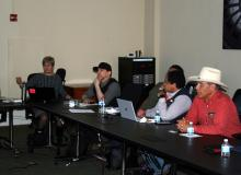 Nuclear Energy Tribal Working Group