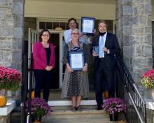 2020 ACHP/HUD Secretary's Award for Excellence in Historic Preservation Awardees, Historic Ashe Hospital