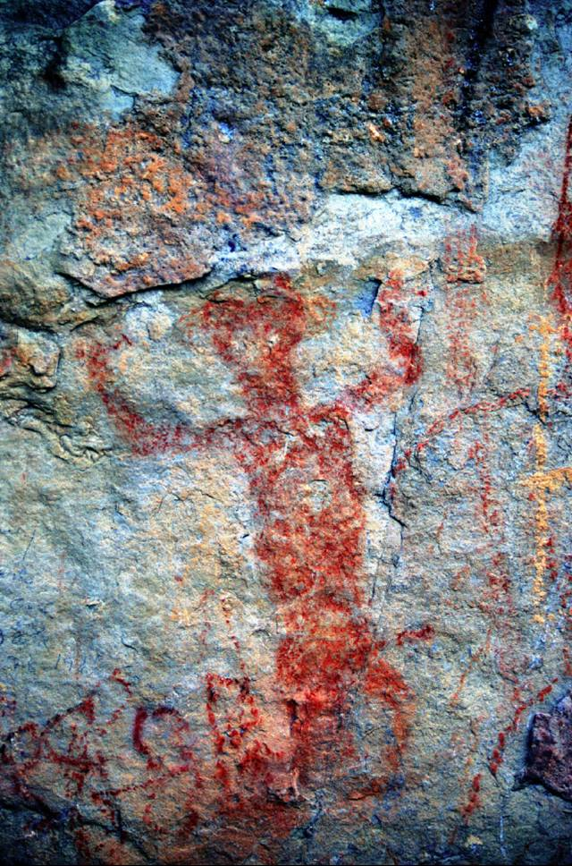 rock art being preserved